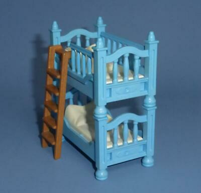 Playmobil Victorian Child's Bunk Beds  - bedroom / house / mansion