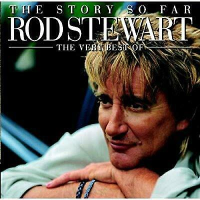 The Story So Far: The Very Best Of Rod Stewart (2CD), Stewart, Rod, Used; Very G