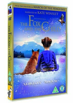 The Fox And The Child 2008 Family Adventure Drama Movie DVD  Brand New