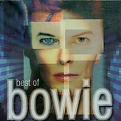 David Bowie : Best of CD Value Guaranteed from eBay's biggest seller!