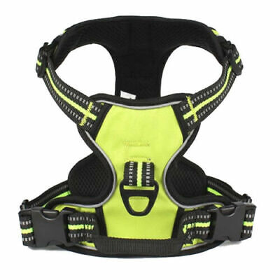 No Pull Adjustable Dog Pet Reflective Vest Harness Small/Medium/Large/XL/XXL