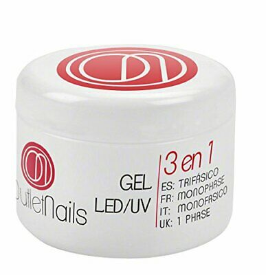 Gel Monofase UV/LED 50ml / UV Gel per unghie monofasico 50g / Led Gel per unghi