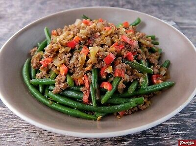 How To Cook Tumis Buncis daging Giling RECIPE
