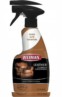 Leather Care Conditioner Cleaner Restorer Auto Car Seats Protection Shoes Sofa