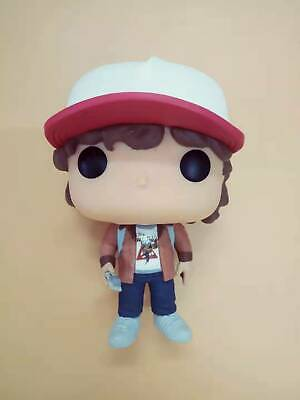 Funko Pop Strange Things Dustin Vinyl Action Figure Collectibles OOB loose