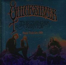 Happy Trails Live 1969 von Quicksilver Messenger Service | CD | Zustand gut