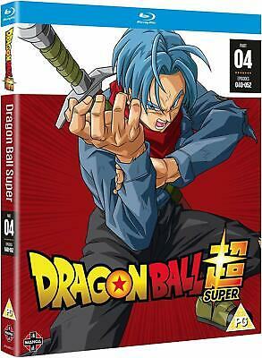 Dragon Ball Super Part 4 (Episodes 40-52) (Blu-ray) new and sealed uk release