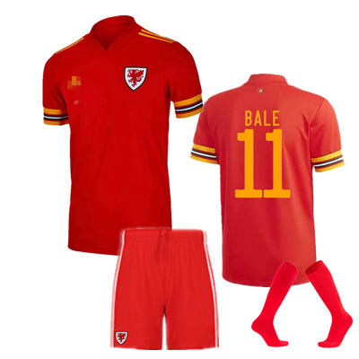 New Kids Football Full Kit Youth Jersey Strip Suit Soccer Sports Training Outfit