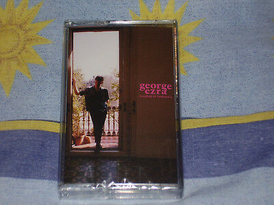 George Ezra - Staying at Tamara's - NEW & SEALED Cassette Tape 2018 (GENUINE)