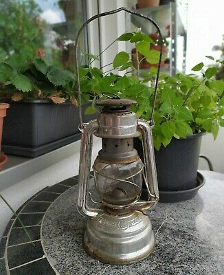 Feuerhand Petroleum Lampe Baby Special Made in West Germany