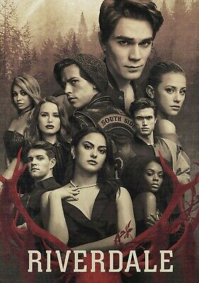 Riverdale Tv Show Poster Print A3 Large