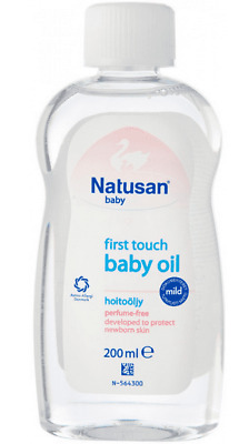 Natusan Baby Oil - First Touch 200ml