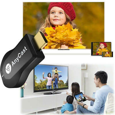 Anycast Dongle WiFi TV 1080p Airplay Display DLNA HDMI Receiver Miracast M2 Plus