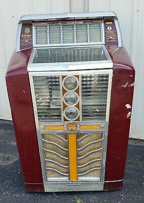 1947-48 Mills Constellation Model 951 Jukebox