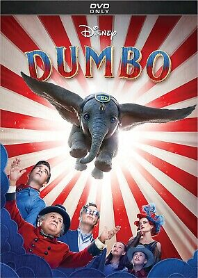 Dumbo DVD Movie 2019 UK COMPATIBLE