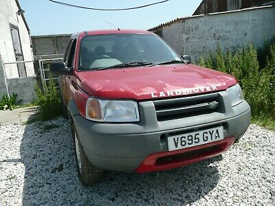 Landrover Freelander 1 Lady Owner From New Used To Go To Shops Full History.