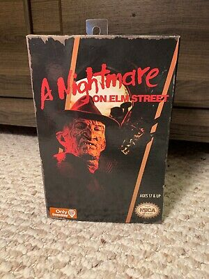 Neca Reel Toys A Nightmare On Elm Street Gamestop Exclusive Figure