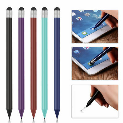 Capacitive Pen Touch Screen Drawing Pen Stylus for iPhone iPad Tablet LS4G