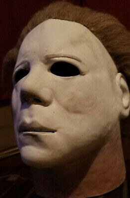 Halloween II Michael Myers Mask trick or treat studios adult size new w/out tags