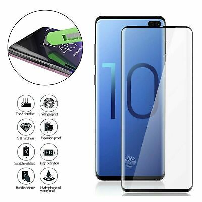 Case Friendly Tempered Glass Screen Protector for Samsung Galaxy S10 S10e Plus