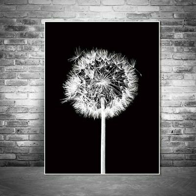Canvas Painting Picture Home Decor Art Prints Flower Natural Nordic Poster