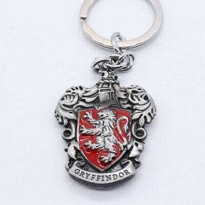 Hogwarts School of Witchcraft and Wizardry Metal Keyring Keychain 66