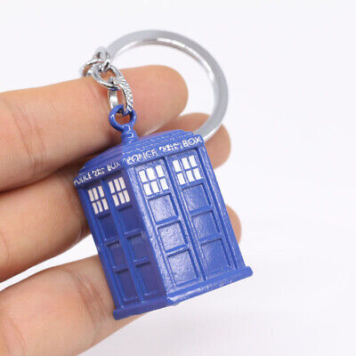Doctor Who Metal Keyring Keychain 96