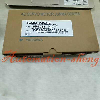 1PC New In Box Yaskawa SGMM-A2C312 Servo Motor One year warranty