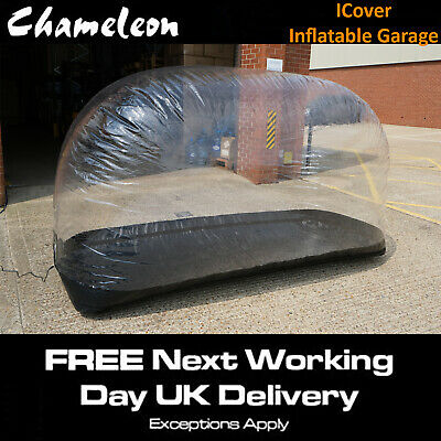 Motorcycle MOTORBIKE cover Indoor  Inflatable Air Bubble 260cm x 75cm x 160cm