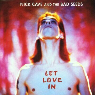 Nick Cave & the Bad Seeds : Let Love in CD Incredible Value and Free Shipping!