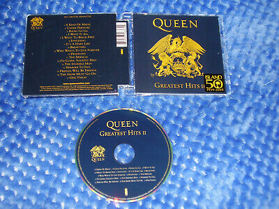 Queen - Greatest Hits II - Re-Mastered CD album 2011