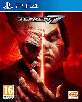 Tekken 7 (PS4)  BRAND NEW AND SEALED - IN STOCK - QUICK DISPATCH - FREE UK POST