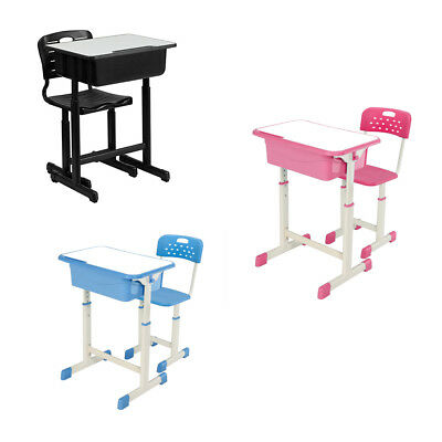Remarkable Small Computer Desk Chair Set Hutch Study Table Student Kids Gmtry Best Dining Table And Chair Ideas Images Gmtryco
