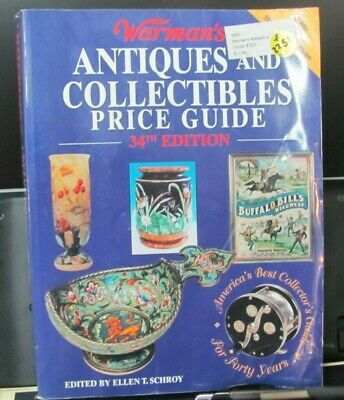 F 2251 Old Pawn Warman's Antiques & Collectibles Price Guide 34Th Ed.