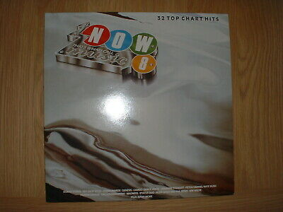 8Various Artists - Now Thats What I Call Music 8 (2 x LP Exc+!!! 1986)