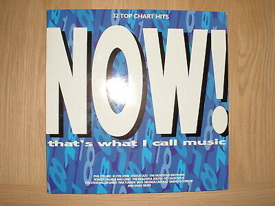 Various Artists - Now Thats What I Call Music 18 (2 x LP Exc+!!! 1990)