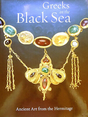 Black Sea Greeks Hellenic Ancient Russia Ukraine Scythian Art Hermitage Jewelry