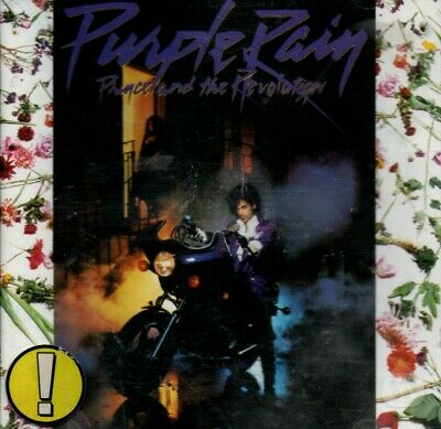 PRINCE & The Revolution Music From PURPLE RAIN CD