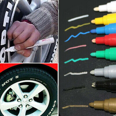 Remover Professional Tyre Marker Scratch Repair Car Paint Pen Touch Up