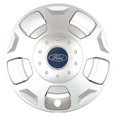 "Set X 4 Ford Transit Mk6 Mk7 Wheel Trims Hub Caps 16"" Silver Sjs-404"