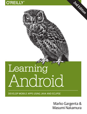 [P..D..F] Learning Android-2nd Edition