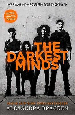 The Darkest Minds: Book 1 (A Darkest Minds Novel) by Bracken, Alexandra, NEW Boo