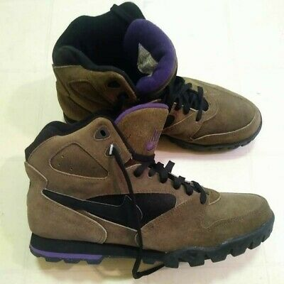 8400a8d60cf VINTAGE 1993 NIKE ACG CALDERA OUTDOOR Hiking Boots Size 8.5 Mens 10 womens