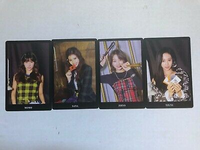 Twice Yes or Yes Photocards