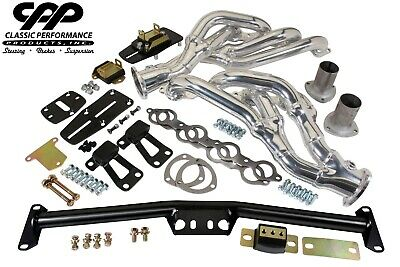 63 64 65 66 Chevy C10 Gmc Cpp Ls Engine Conversion Kit Fit