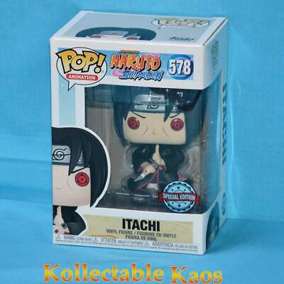 Naruto - Itachi Pop! Vinyl Figure (RS) #578
