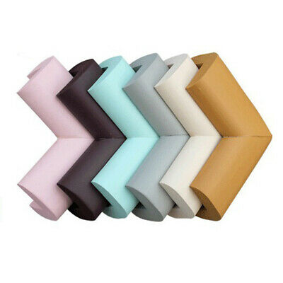 4PCS Soft Baby Safe Corner Protector Baby Kids Table Desk Edge & Corner Guards