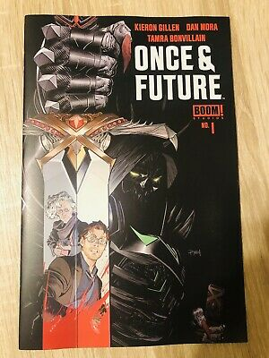ONCE AND FUTURE #1 Boom 1st Print Hot New Comic Book Kieron Gillen NM SOLD OUT