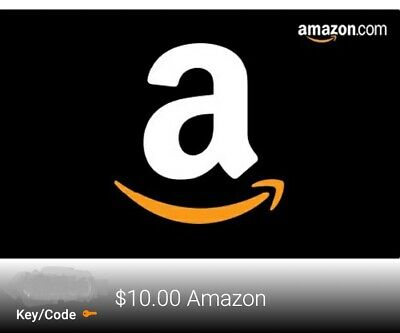 [Best Offer ]10$ Amazon gift card