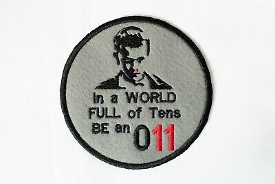 Stranger Things inspired Embroidered Patch (Handmade)